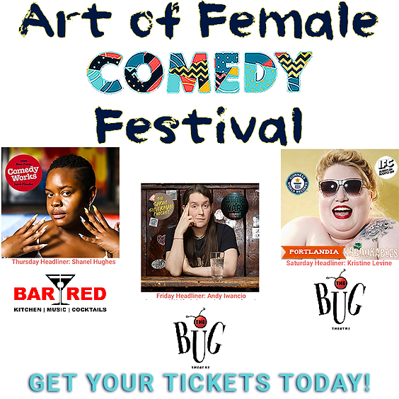 Art of Female Comedy Festival