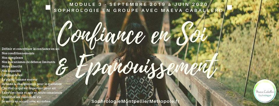 CABALLERO SOPHROLOGIE_MODULE 3 CONFIANCE