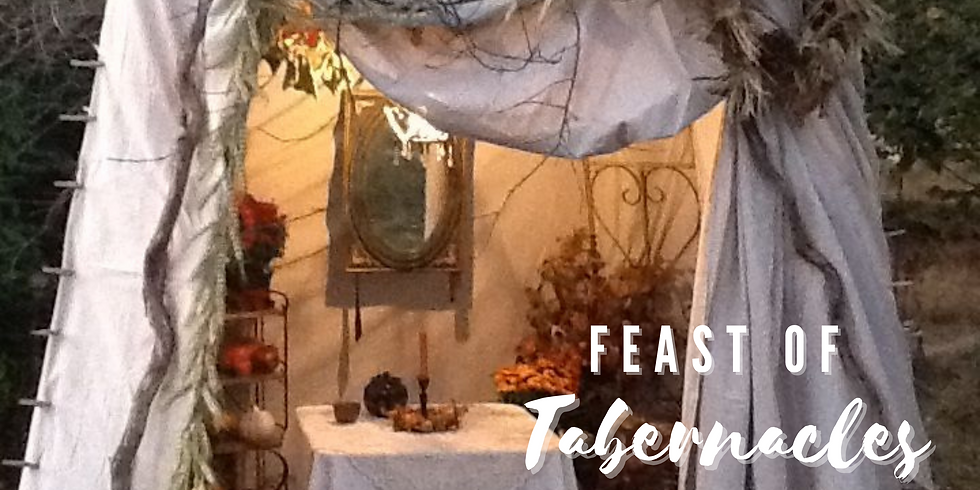 "Feast of Tabernacles ""Sukkot"" (Booths)"