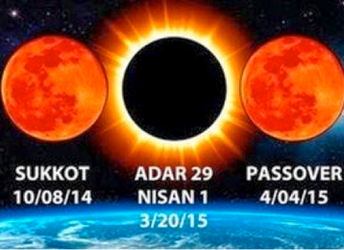 Significance of the 4 Blood Moons in 2014-2015