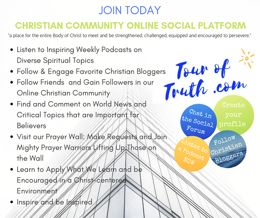 Tour of Truth Christian Podcast