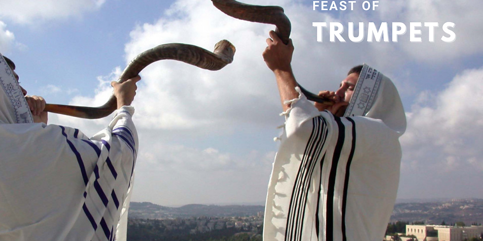 Feast of Trumpets - Rosh Hashana (Jewish New Year)