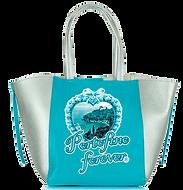 Portofino forever bag mockup