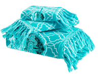 Portofino forever towels mockup