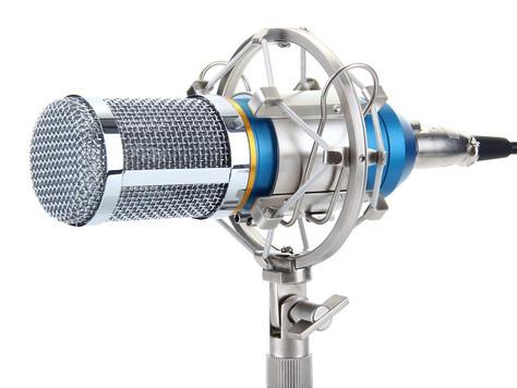 60 Sec Review of the Floureon BM-800 Condenser Mic