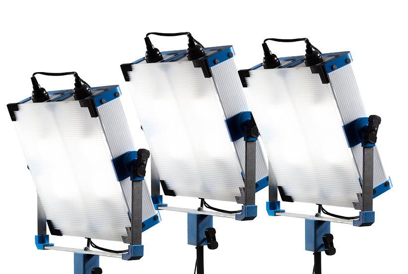 SuperLight Kit of 3