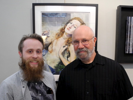 Watercolor wins at National Show