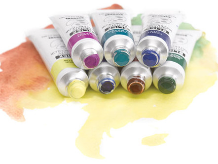 Review : Blick Artists' Watercolors