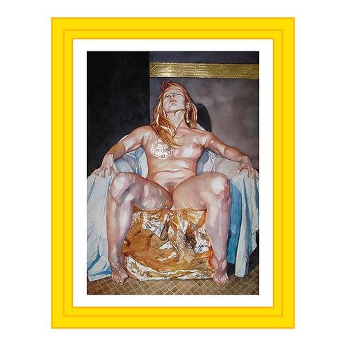 Da Golden Pedestal