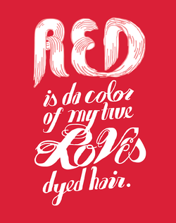 Red is da Color
