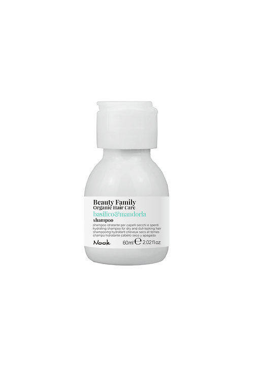 Shampoo Basilico & Mandorla 60 ml