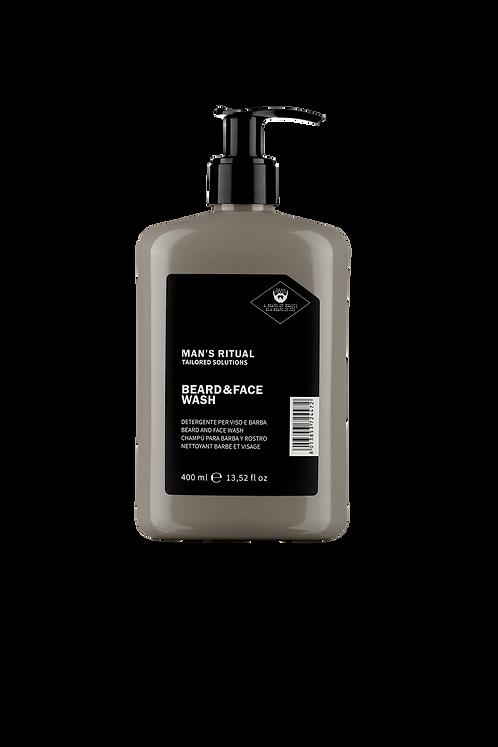Man's Ritual- Beard & Face Wash 400 ml