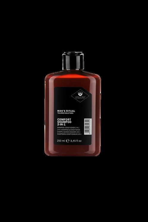 Man's Ritual- Comfort Shampoo 2 in 1
