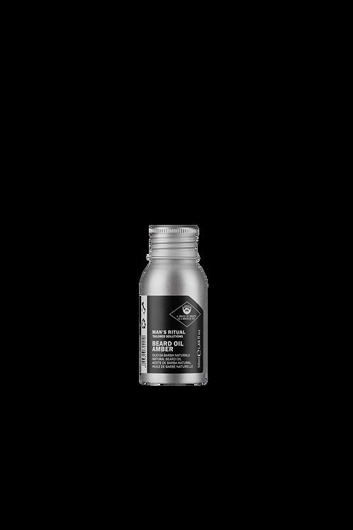 Man's Ritual- Beard Oil Ambe 50 mlr