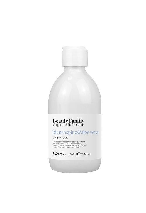 Shampoo Biancospino & Aloe Vera -300 ml