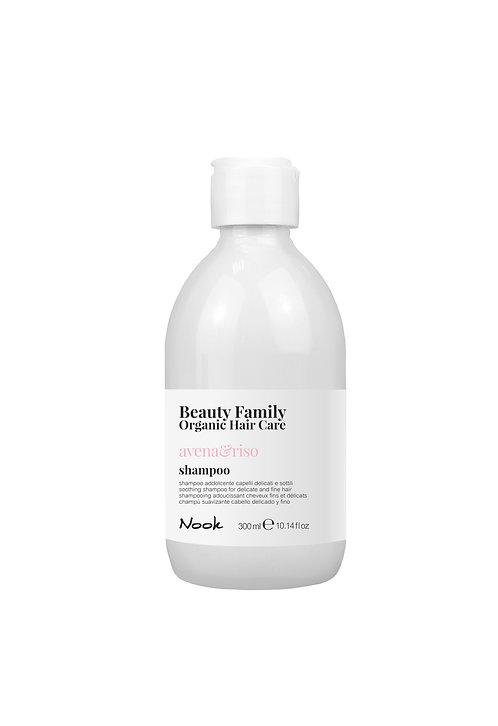Shampoo Avena & Riso - 300 ml