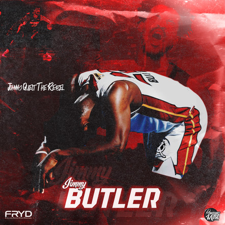 Johnny Quest The Rebel / Jimmy Butler