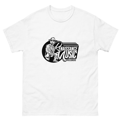 "Renaissance Music ""Back to the Future"" Logo Tee"