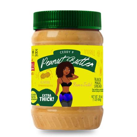 Ceddy P/ Peanut Butter