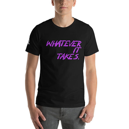 """Johnny Quest The Rebel Tee- """"Whatever It Takes"""""""