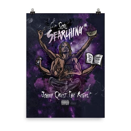 "JQTR ""Soul Searching"" Poster"