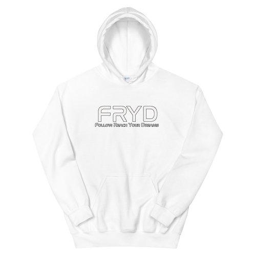 JQTR Fryd Unisex Hooded Sweatshirt