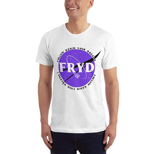 JQTR 'FRYD' Unisex Short Sleeve T-Shirt