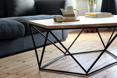 Polygon Tea Table