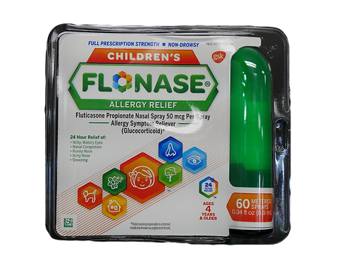 Flonase Children Allergy Relief Spray