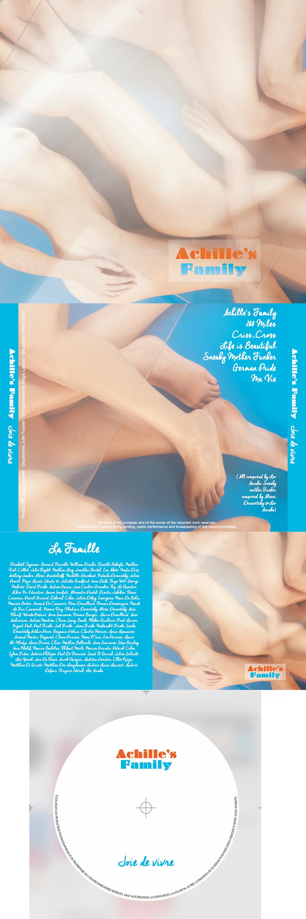 EP//joie de vivre//Achille's Family