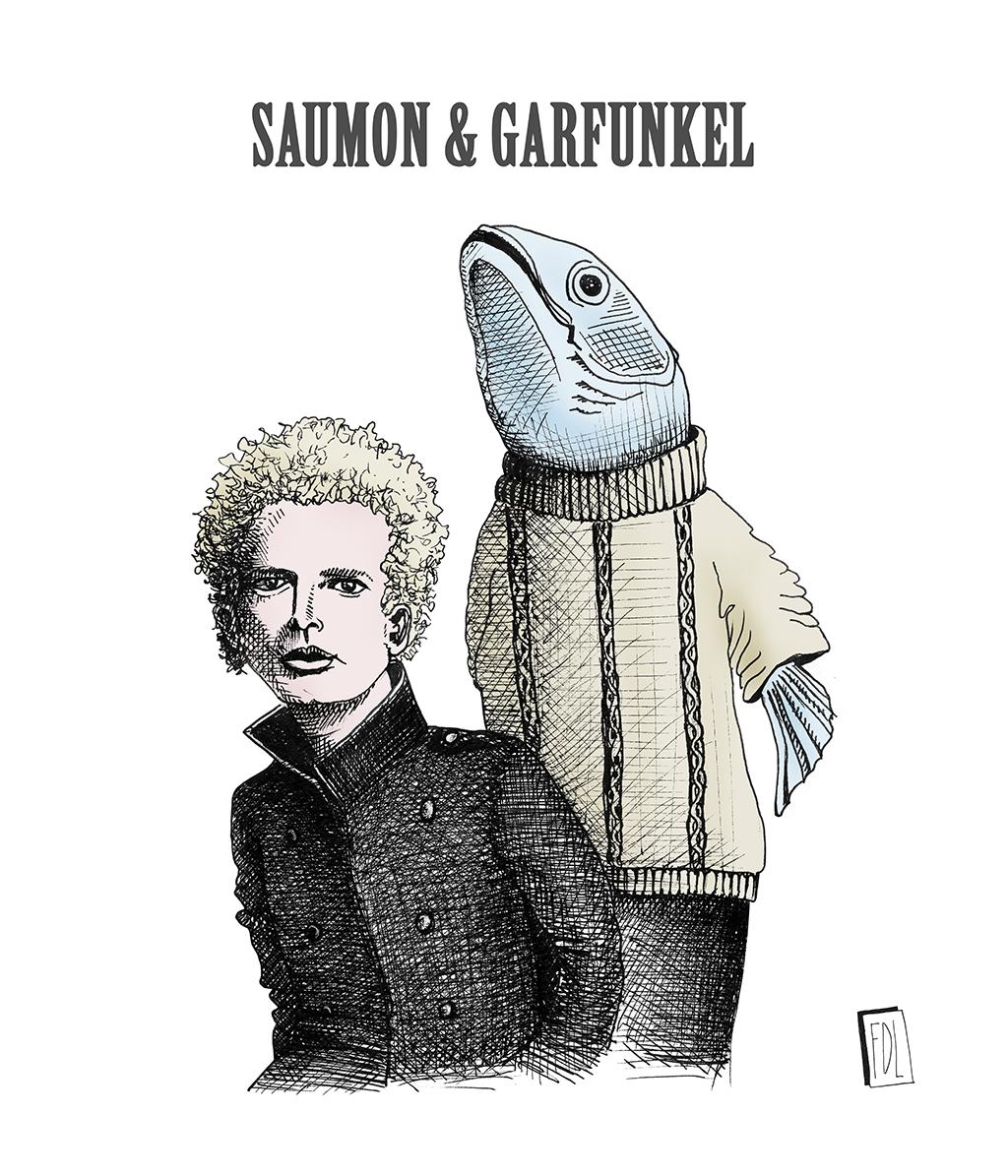 SAUMON & GARFUNKEL