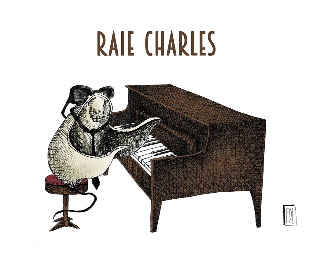 RAIE CHARLES