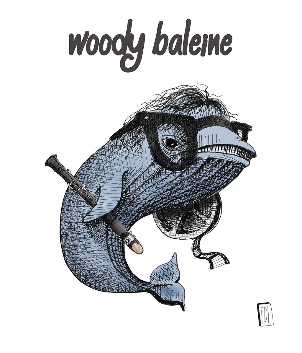 WOODY BALEINE