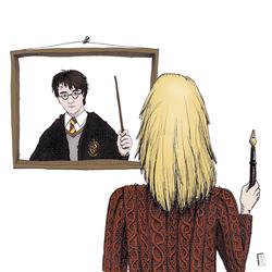 DUETTO JK Rowling // Fanny Duroussea
