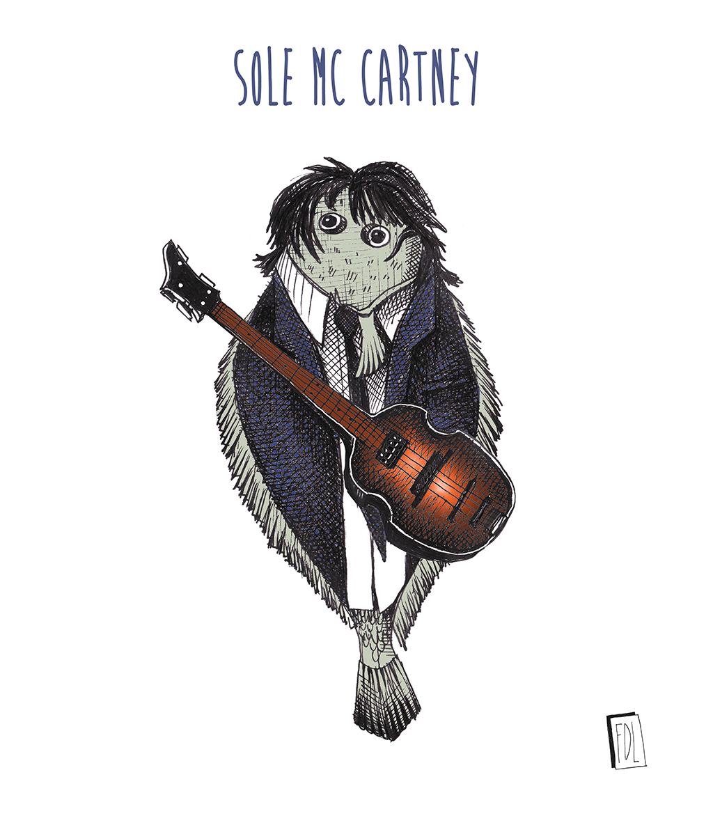 SOLE MC CARTNEY