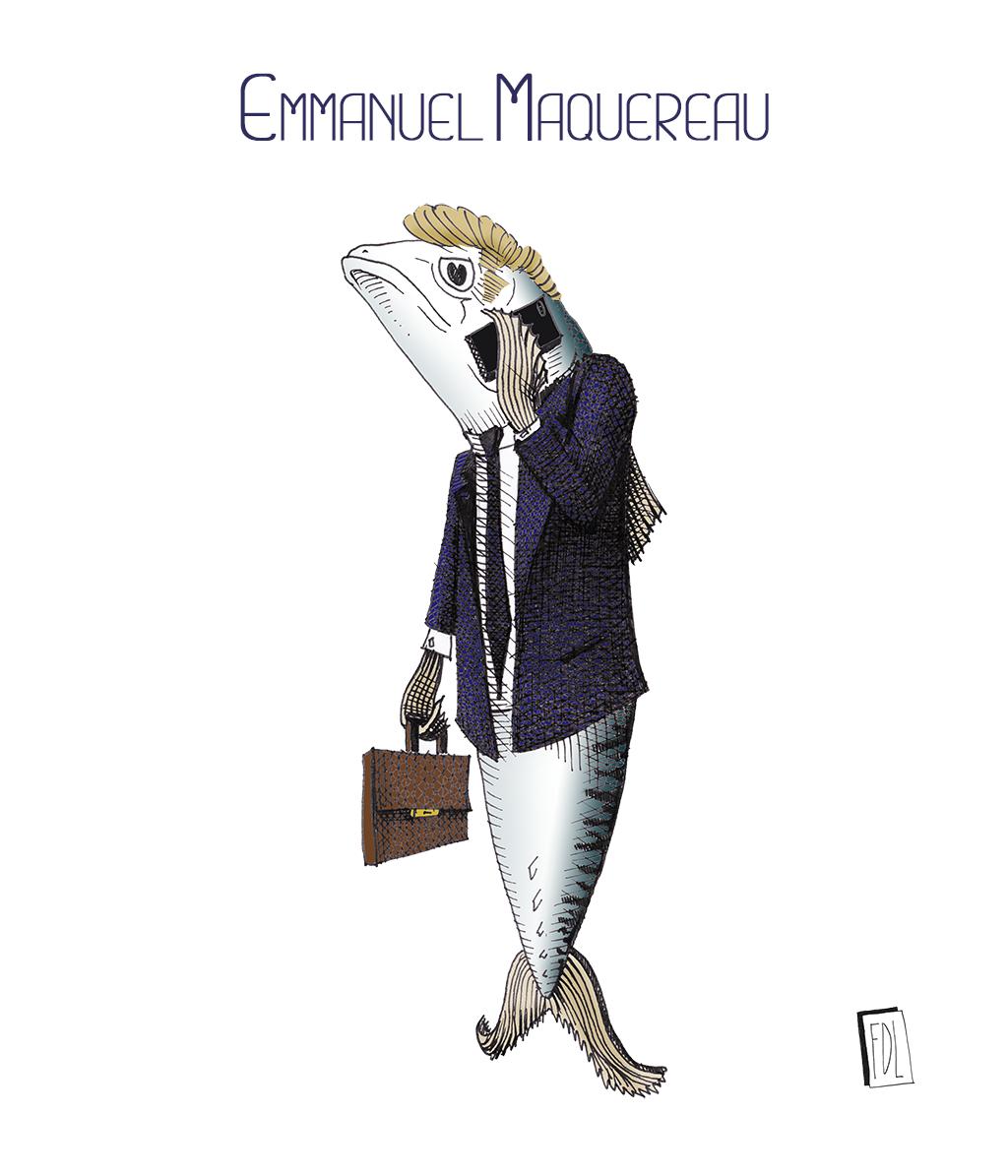 EMMANUEL MAQUEREAU
