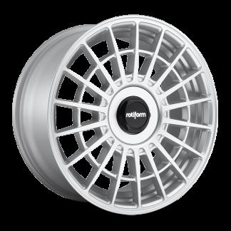 Rotiform LAS-R 20x8.5 5x112 ET45 Silver