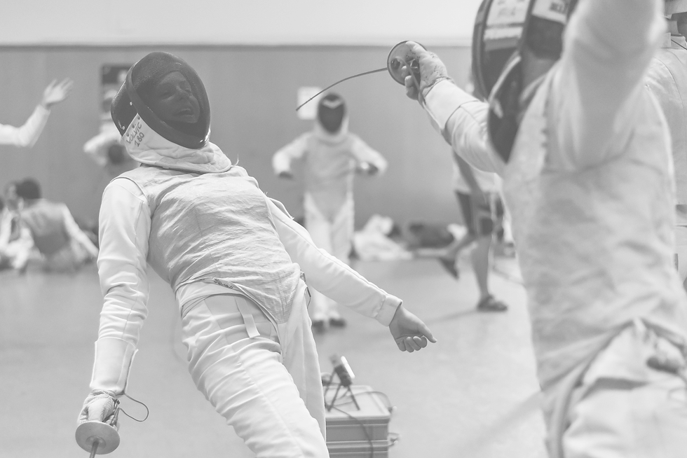 Stagescrime Stage Escrime Match Fencing