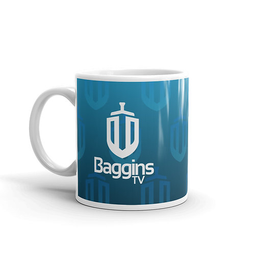 BagginsTV Gradient Mug