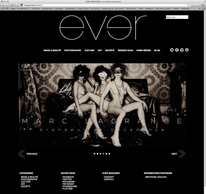 Ever magazine