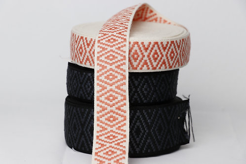 Boho-Band 2,5cm breit