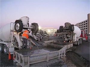 National Concrete Washout in texas, florida, georgia, california, slurry removal, concrete recycling