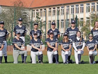 Saisonauftakt Softball – Start des neuen Teams