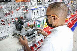 Copia de llaves Materiales Industriales