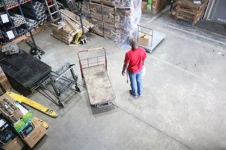 Personal almacen Materiales Industriales