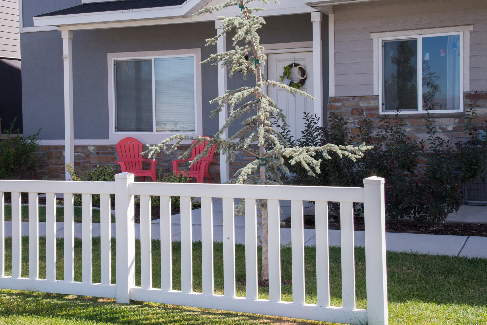 J And S Fence National Vinyl Products Nephi Utah Nvp