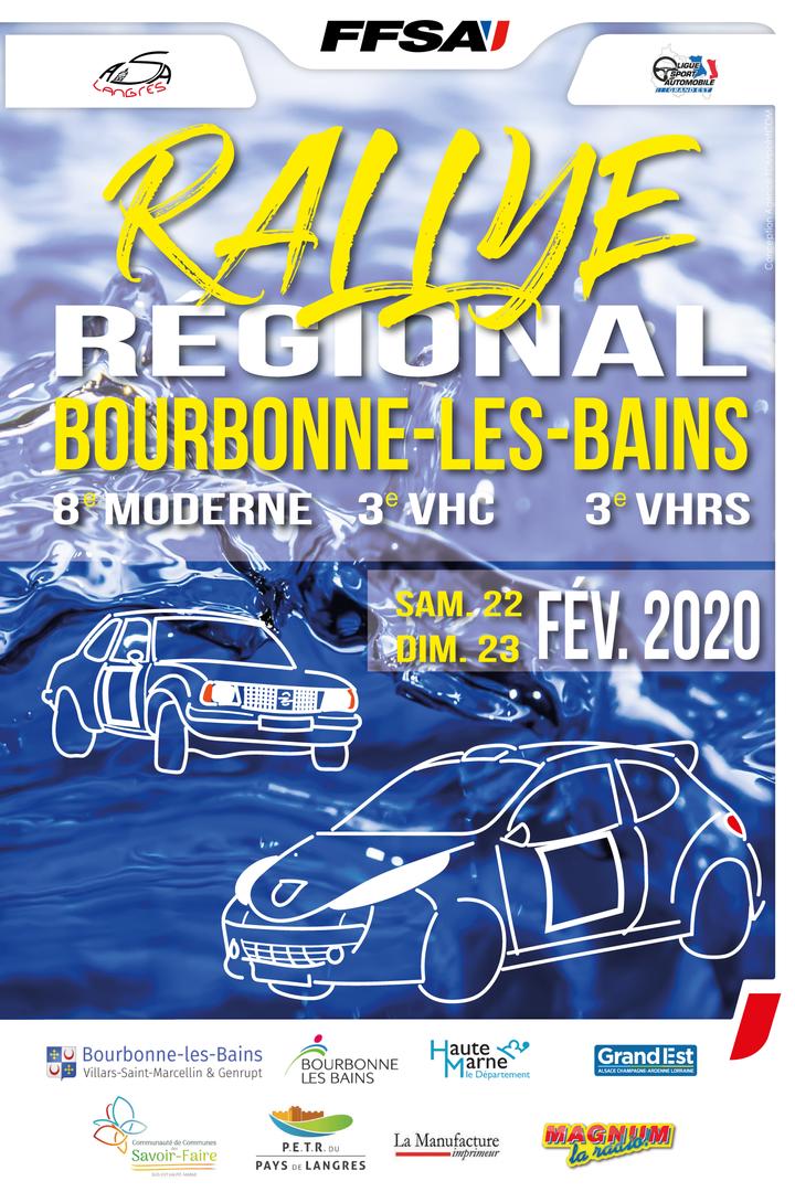 Rallye de Bourbonne 2019