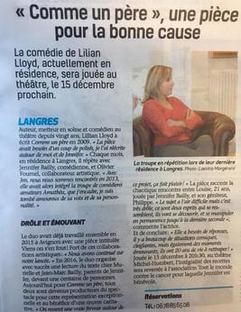 Voix de la Haute-Marne - Décembre 2018