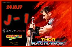 Soirée Thor
