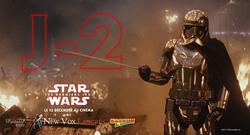 Soirée Star Wars VIII